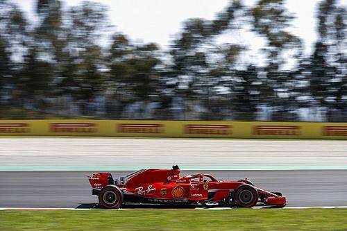 Hamilton diz que Ferrari escondeu o jogo na Espanha