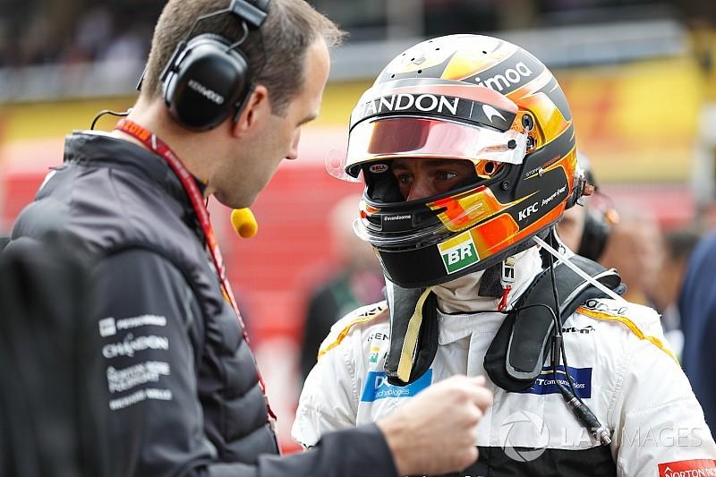 Vandoorne: McLaren dışındaki seçeneklerle ilgilenmiyorum