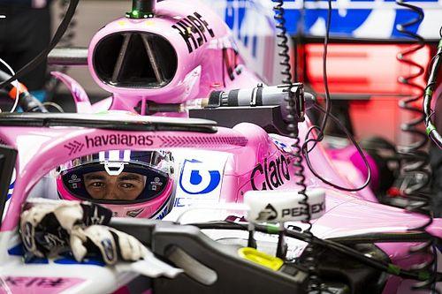 """Perez: """"Problemen concurrenten verbloemen slechte vorm Force India"""""""