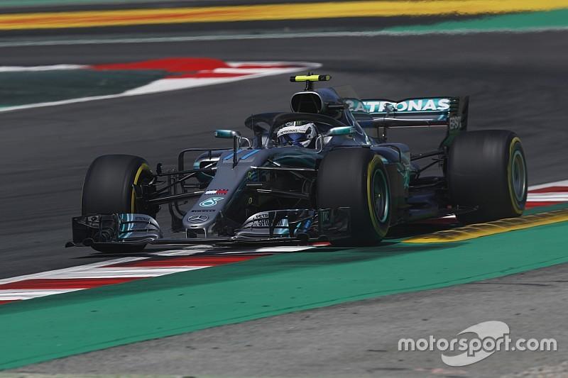 Trotz Bestzeit: Wird Mercedes Sonntag wieder ausgestochen?