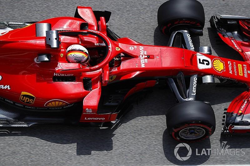 """Vettel: """"A riválisaink sokszor rólunk másolnak"""""""