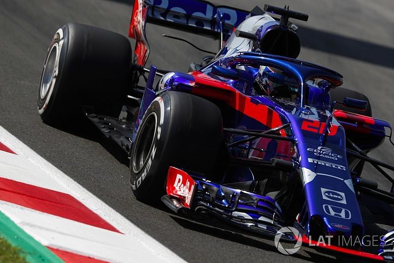 Hartley lenullázta a Toro Rossót az FP3-on