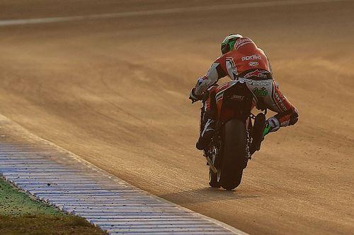 Fotogallery: l'ultimo giorno di test Superbike a Jerez