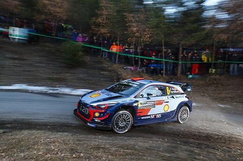 GALERÍA: Así fue el shakedown en el Rally Monte Carlo
