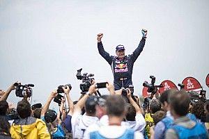 Carlos Sainz gana su segundo Rally Dakar
