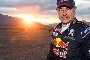 """Dakar Noticias de última hora Sainz: """"Después del intenso trabajo, era de justicia ganar esta carrera"""""""