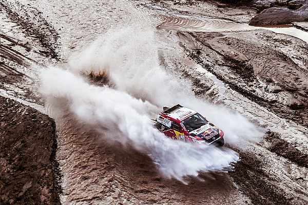Dakar 2018: Al-Attiyah gewinnt Etappe 13 - Crash von Peterhansel