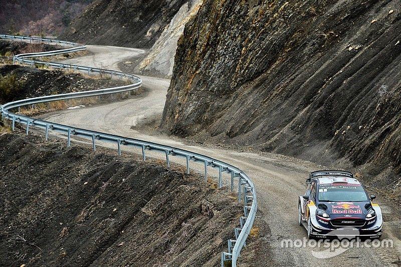 Monte Carlo WRC: Ogier takes 30s lead into final day