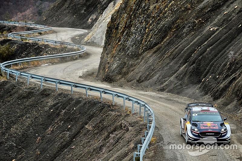 WRC: Félperces előnyt hagyott magának Ogier a Monte Carlo rali utolsó napjára