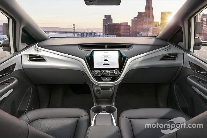 Chevrolet Cruise AV é autônomo sem volante que chega em 2019