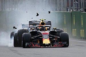 C'était un 29 avril: l'accrochage Verstappen-Ricciardo à Bakou