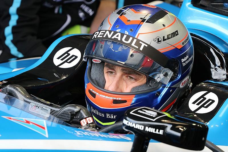 Nicolas Prost dejará e.dams con la llegada de Nissan a Fórmula E