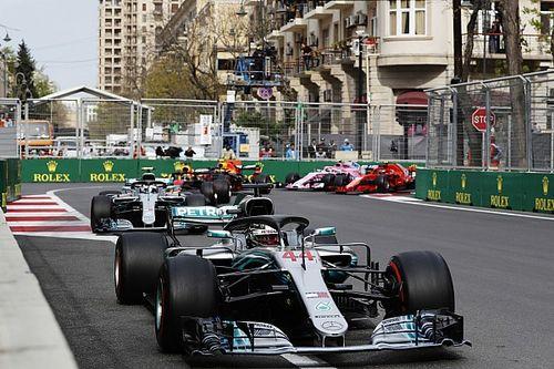 Course - Hamilton s'impose au bout du suspense!