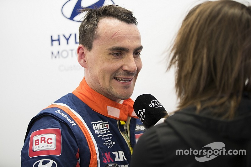 Michelisz obtuvo la pole y Guerrieri fue segundo en Hungría