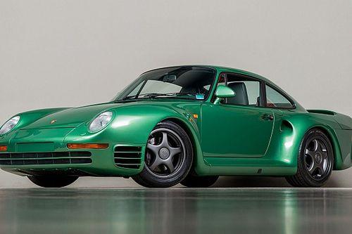 Une restauration à 620'000€ pour la Porsche 959!