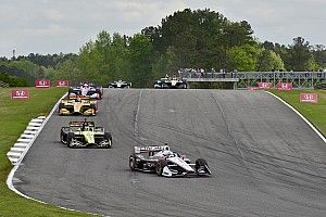 2019 IndyCar Honda Indy Grand Prix of Alabama weekend schedule