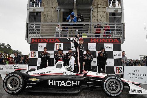 Le point IndyCar - Newgarden se joue des éléments