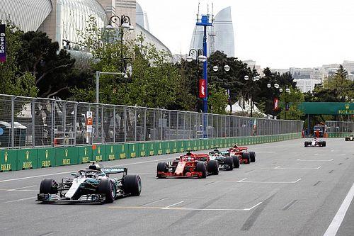 Vettel afirma que tenía que apostar todo contra Bottas