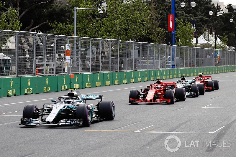 "Vettel says he ""had to try"" move on Bottas"