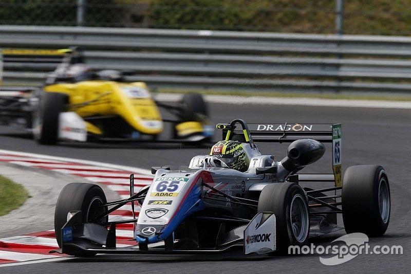 Ahmed rompe il ghiaccio e centra il successo in Gara 2 all'Hungaroring