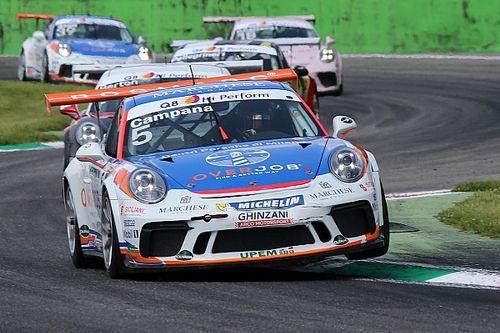 Carrera Cup Italia, Monza: Mosca penalizzato, Segù sul podio e Rovera in vetta!