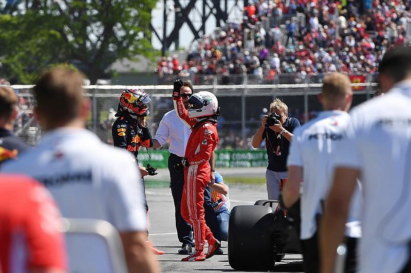 Videón Vettel pole köre Kanadából