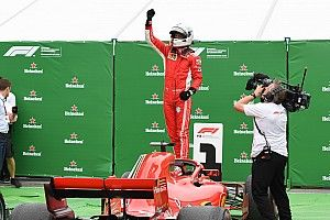 Vettel: kellemes kilátások a 2018-as világbajnokságot illetően