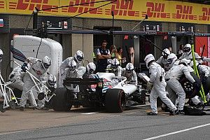 The pursuit of the perfect F1 pitstop
