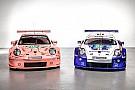 WEC Porsche met historische liveries in 24 uur van Le Mans