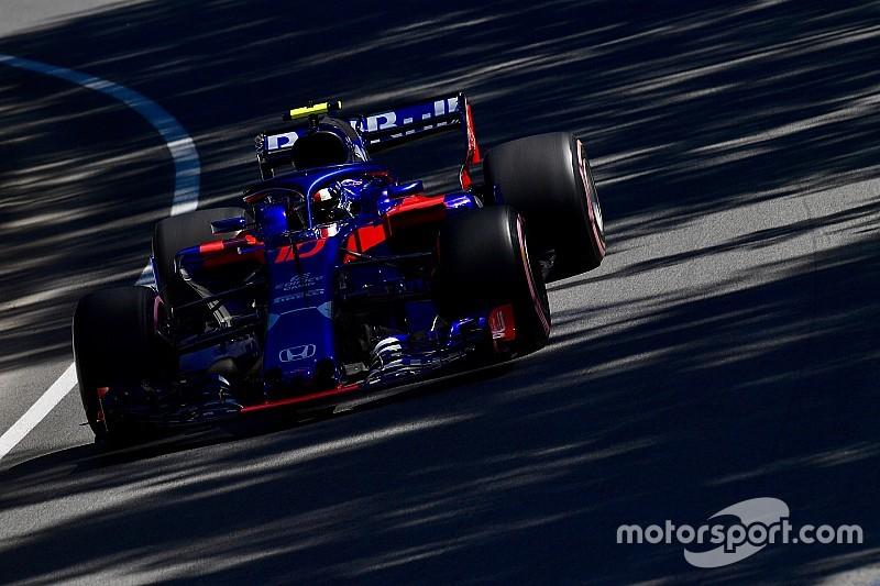 Toro Rosso: Honda-motor voelt 'beter' en 'sneller' aan