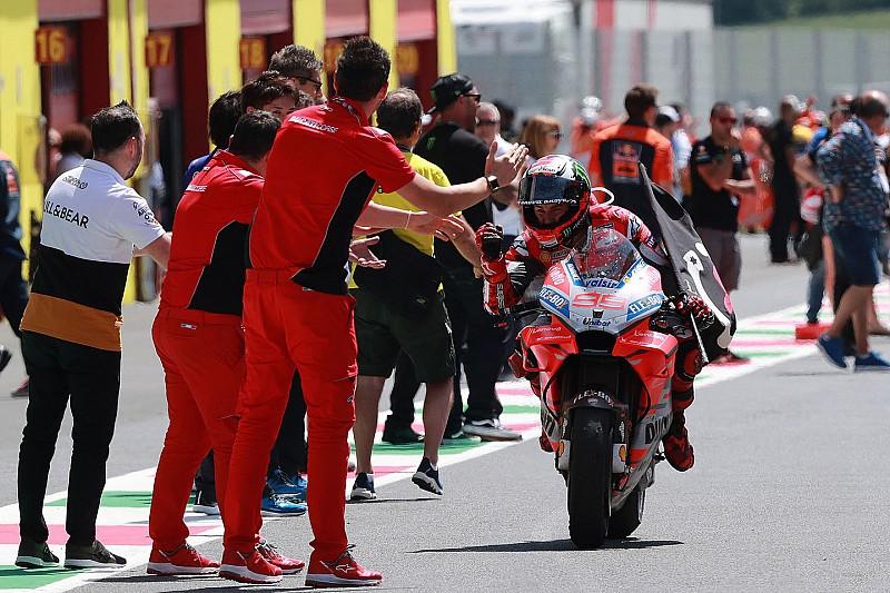 Lorenzo: Bu zafer için sürüş stilimi tamamen değiştirmek zorunda kaldım
