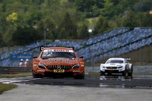 دي تي ام: آور يتفوّق على فيرلاين وينطلق أوّلًا في سباق المجر الثاني