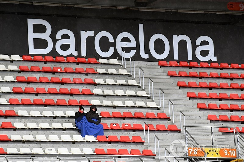 Liberty, Barcelona pistini takvimde tutmak istiyor