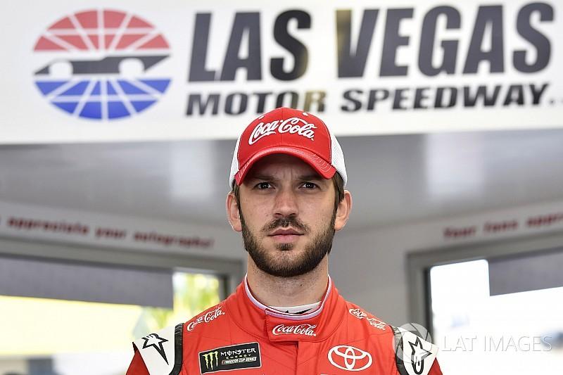 Complicado fin de semana para Daniel Suárez en Las Vegas