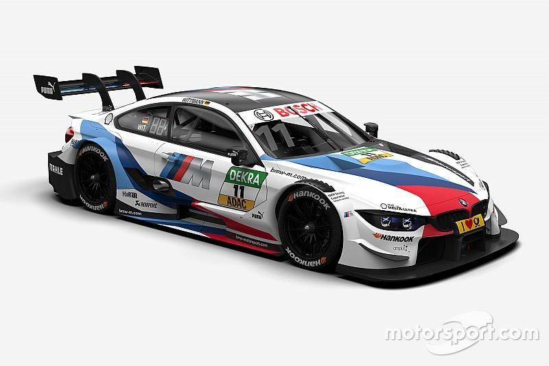 Galería: los diseños de BMW para sus coches del DTM 2018