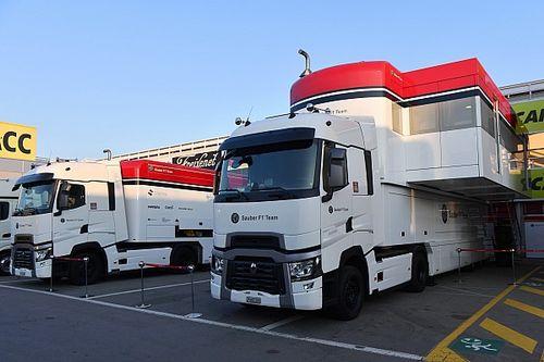F1第二轮季前测试终迎温暖天气