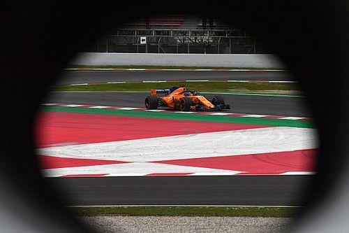 Retroscena McLaren: nessun surriscaldamento, ma rottura degli scarichi!