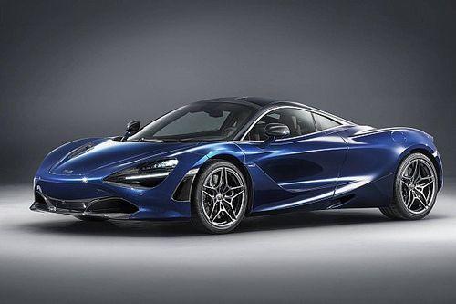 McLaren dévoile la 720S MSO Atlantic Blue