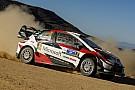 WRC Argentina, Shakedown: Latvala precede le Citroen di Breen e Meeke