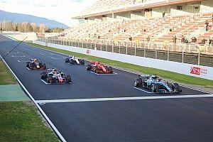 La FIA probó el nuevo sistema de reinicio de carrera en Barcelona