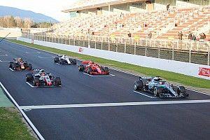 """غروجان: الانطلاقات الثابتة في الفورمولا واحد قد تؤدي إلى """"حوادث كبيرة"""""""
