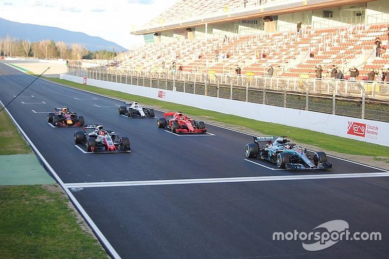 FIA probó el nuevo sistema de reinicio de carrera en Barcelona