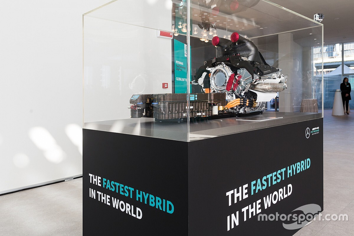 F1, 2023 yılında güç ünitelerini dondurmayı planlıyor