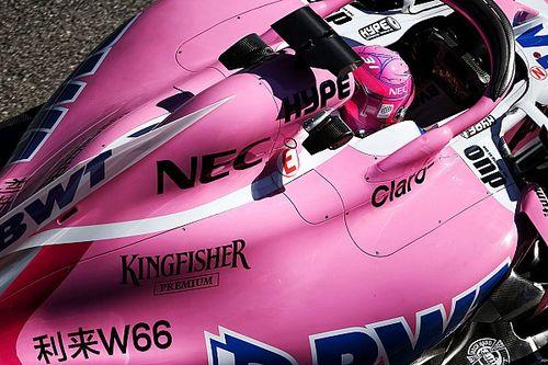 Magabiztos a Force India a tesztek befejezését követően