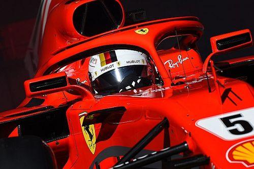 Ongekende productiviteit op voorlaatste testdag, Vettel besluit op P1