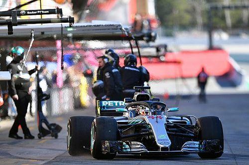 Hamilton és Bottas kiváló Mercedesről beszélnek