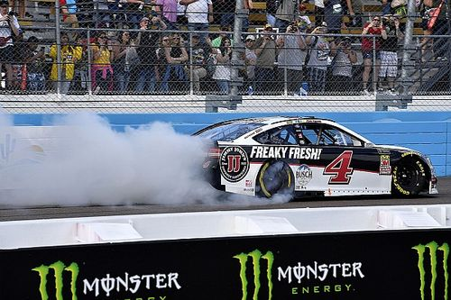 NASCAR Roundtable: Will Harvick's win streak continue in California?