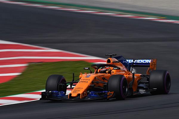 Формула 1 McLaren пообещала привезти в Барселону «настоящую» машину 2018 года