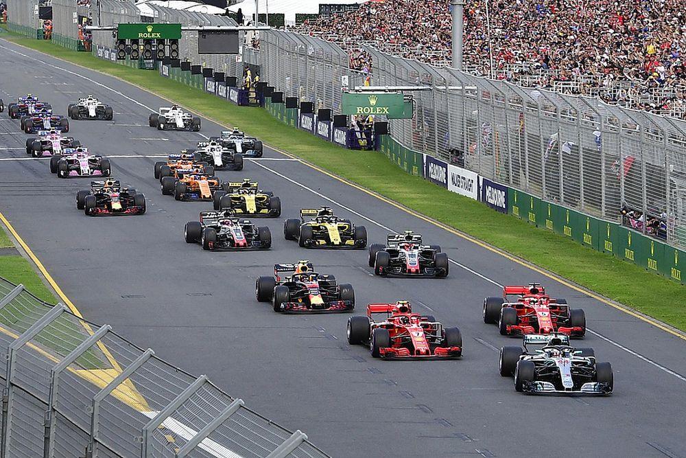 Fórmula 1 da a conocer sus horarios de la temporada 2019