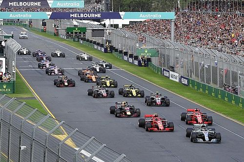 Vidéo - Le Grand Prix d'Australie en une minute